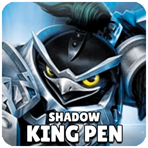 Shadow King Pen Skylander Icon Skylanders Ring of Heroes