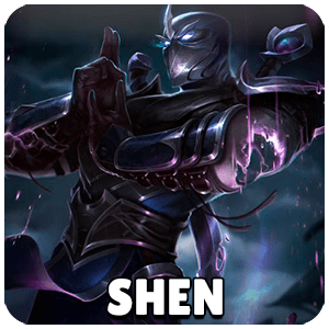Shen Champion Icon Teamfight Tactics
