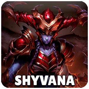 Shyvana Champion Icon Teamfight Tactics