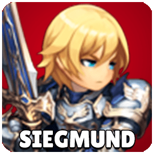 Siegmund Mercenary Icon Brown Dust