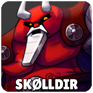 Skølldir Character Icon Awesomenauts