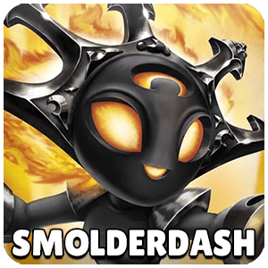 Smolderdash Skylander Icon Skylanders Ring of Heroes