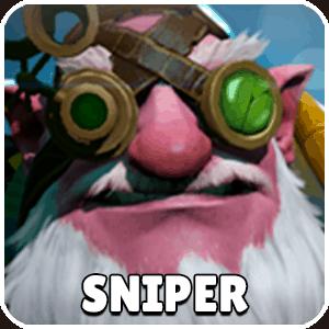 Sniper Chess Piece Icon Dota Auto Chess