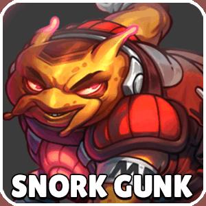Snork Gunk Character Icon Awesomenauts
