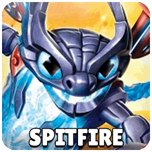 Spitfire Skylander Icon Skylanders Ring of Heroes