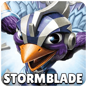 Stormblade Skylander Icon Skylanders Ring of Heroes