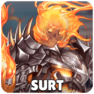 Surt Hero Icon Overhit