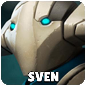 Sven Chess Piece Icon Dota Auto Chess