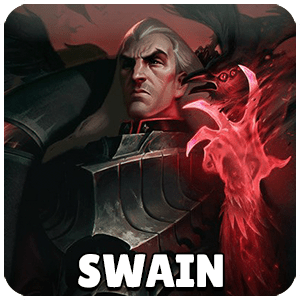 Swain Champion Icon Teamfight Tactics