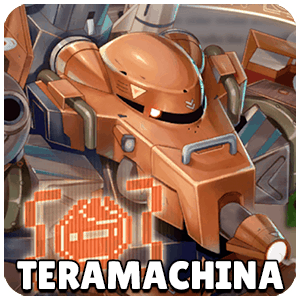 Teramachina Hero Icon Overhit