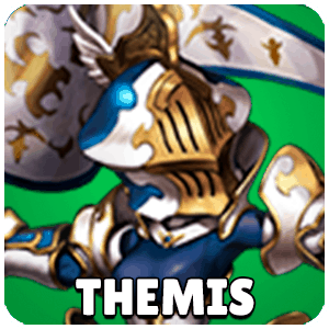 Themis Mercenary Icon Brown Dust