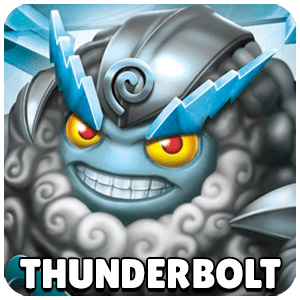 Thunderbolt Skylander Icon Skylanders Ring of Heroes