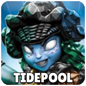 Tidepool Skylander Icon Skylanders Ring of Heroes