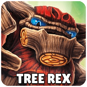 Tree Rex Skylander Icon Skylanders Ring of Heroes