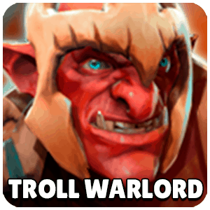 Troll Warlord Chess Piece Icon Dota Auto Chess