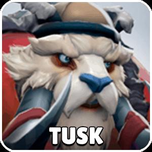 Tusk Chess Piece Icon Dota Auto Chess