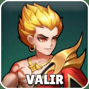 Valir Hero Icon Mobile Legends Adventure