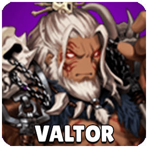 Valtor Mercenary Icon Brown Dust