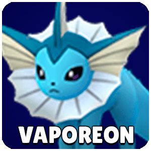 Vaporeon Pokemon Icon Pokemon Go