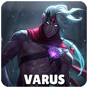 Varus Champion Icon Teamfight Tactics