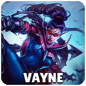 Vayne Champion Icon Teamfight Tactics