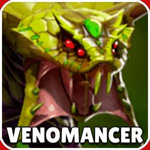 Venomancer Chess Piece Icon Dota Auto Chess
