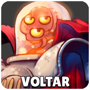 Voltar Character Icon Awesomenauts