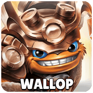 Wallop Skylander Icon Skylanders Ring of Heroes