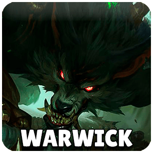 Warwick Champion Icon Teamfight Tactics