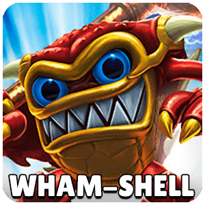 Wham-Shell Skylander Icon Skylanders Ring of Heroes