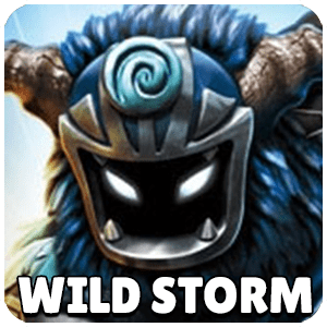 Wild Storm Skylander Icon Skylanders Ring of Heroes