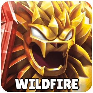 Wildfire Skylander Icon Skylanders Ring of Heroes