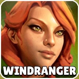 Windranger Chess Piece Icon Dota Auto Chess