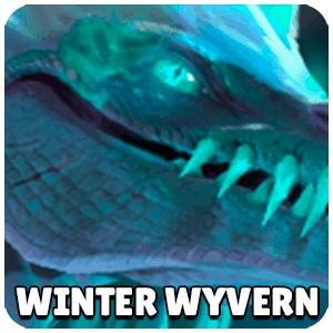 Winter Wyvern Chess Piece Icon Dota Auto Chess