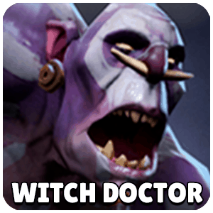 Witch Doctor Chess Piece Icon Dota Auto Chess