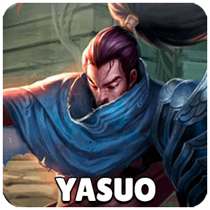 Yasuo Champion Icon Teamfight Tactics