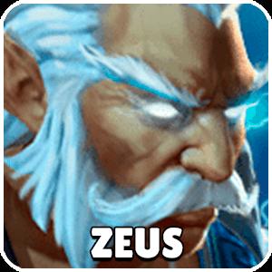 Zeus Chess Piece Icon Dota Auto Chess