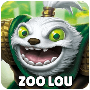Zoo Lou Skylander Icon Skylanders Ring of Heroes