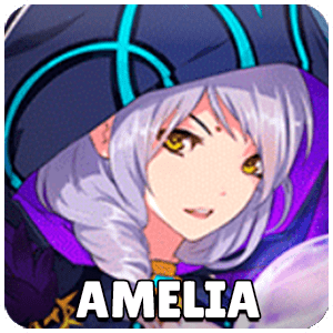 Amelia Character Icon Girls X Battle 2