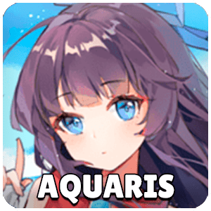 Aquaris Character Icon Girls X Battle 2