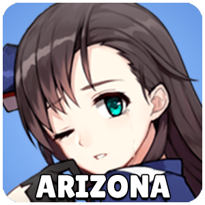 Arizona Ship Icon Azur Lane