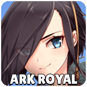 Ark Royal Ship Icon Azur Lane