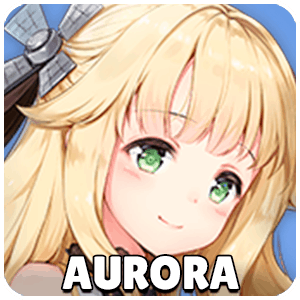 Aurora Ship Icon Azur Lane