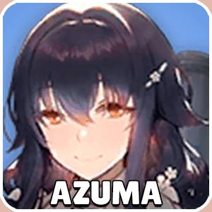 Azuma Ship Icon Azur Lane