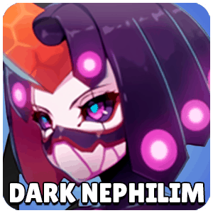 Dark Nephilim Hero Icon Grand Chase