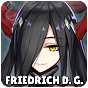 Friedrich der Grosse Ship Icon Azur Lane
