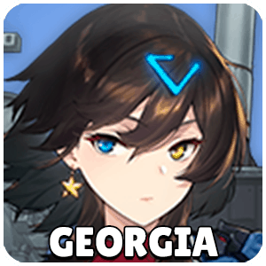 Georgia Ship Icon Azur Lane