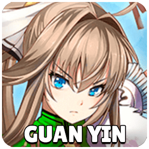 Guan Yin Character Icon Girls X Battle 2