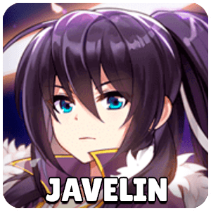 Javelin Character Icon Girls X Battle 2