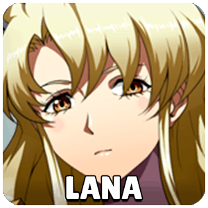 Lana Unit Icon Langrisser